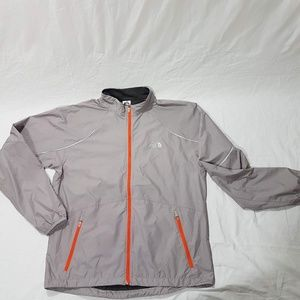 The North Face Windbreaker Reflective Strips M
